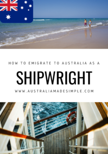 Migrate to Australia as a Shipwright
