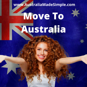 Move To Australia from Morocco